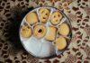puszka z ciastkami